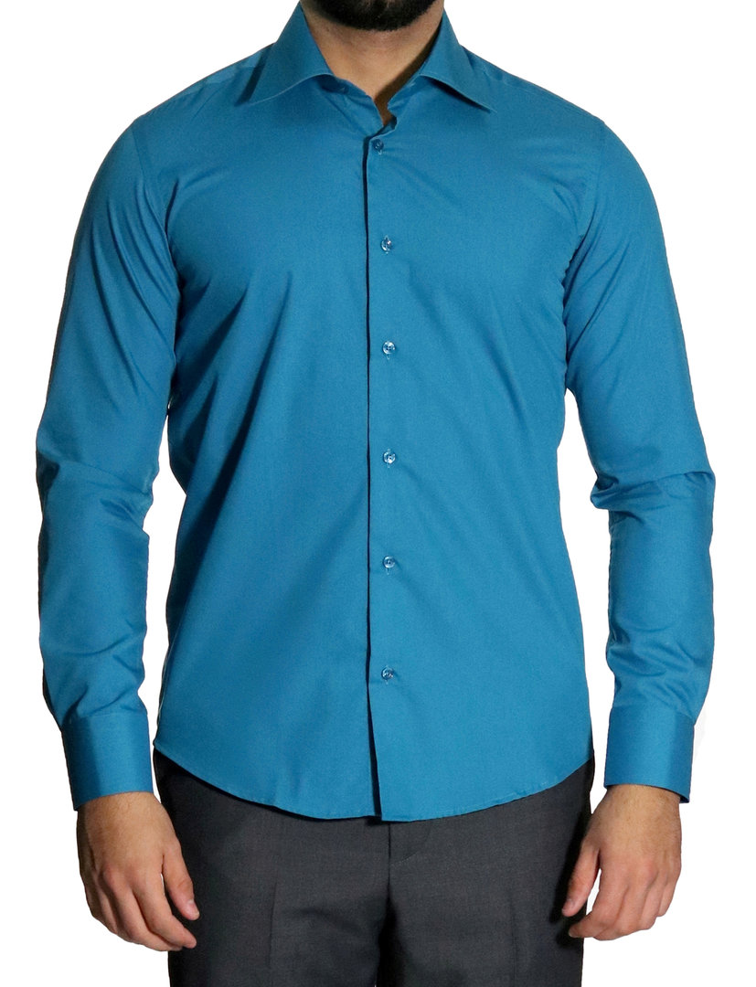 slim fit extra long sleeve shirts muga dress shirt