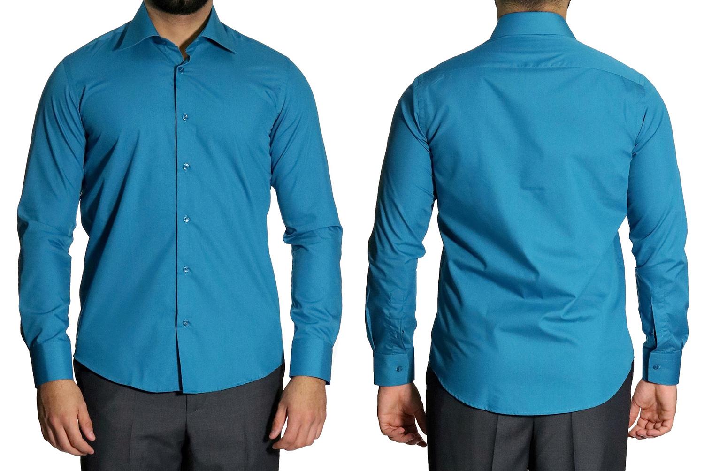 mens dress shirts with cufflink holes
