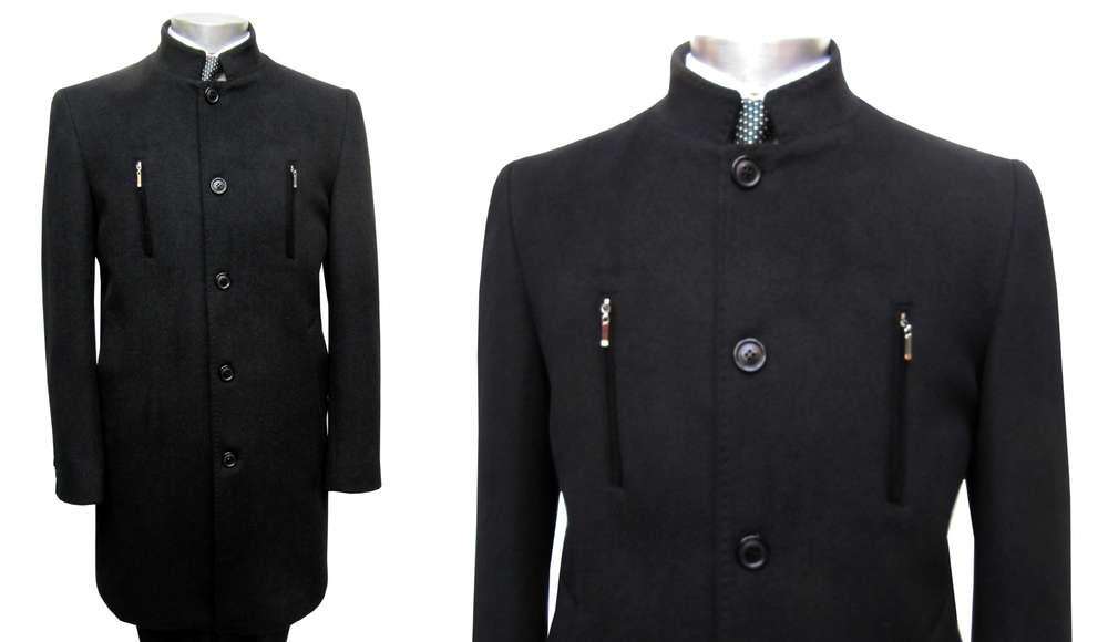 Moderne herren mantel