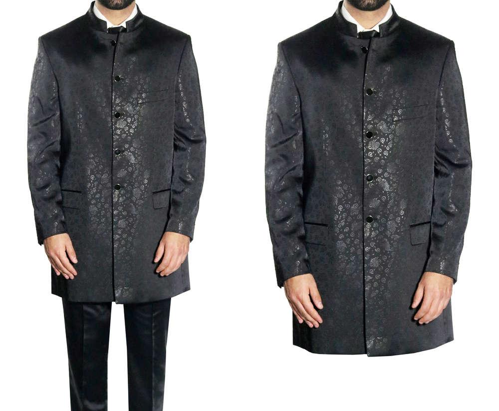 Redingote Homme Costume Satin - Costume Mariage 30073018931