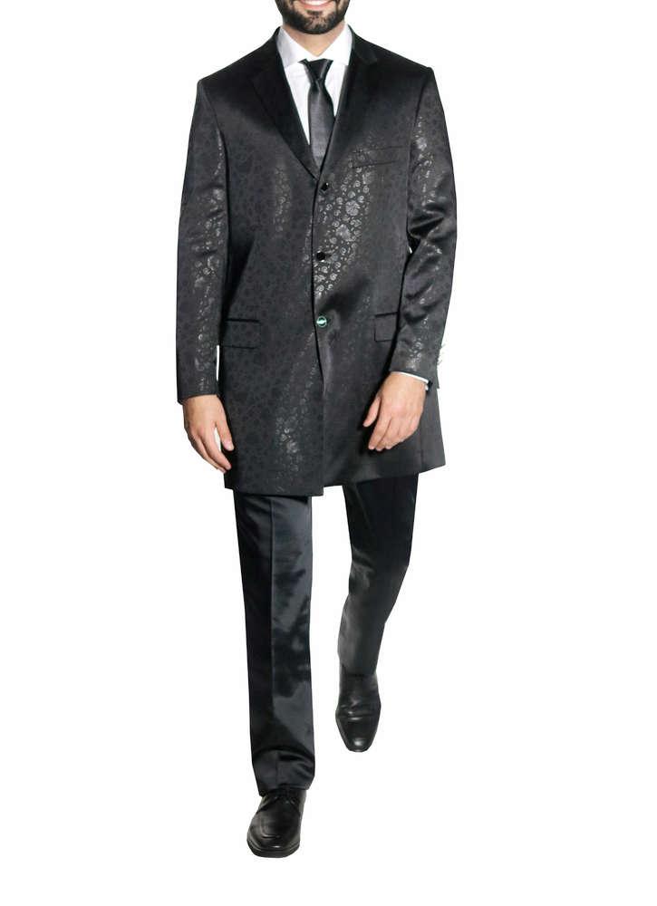 Redingote Homme Costume Satin - Homme Costume 932e9375f37