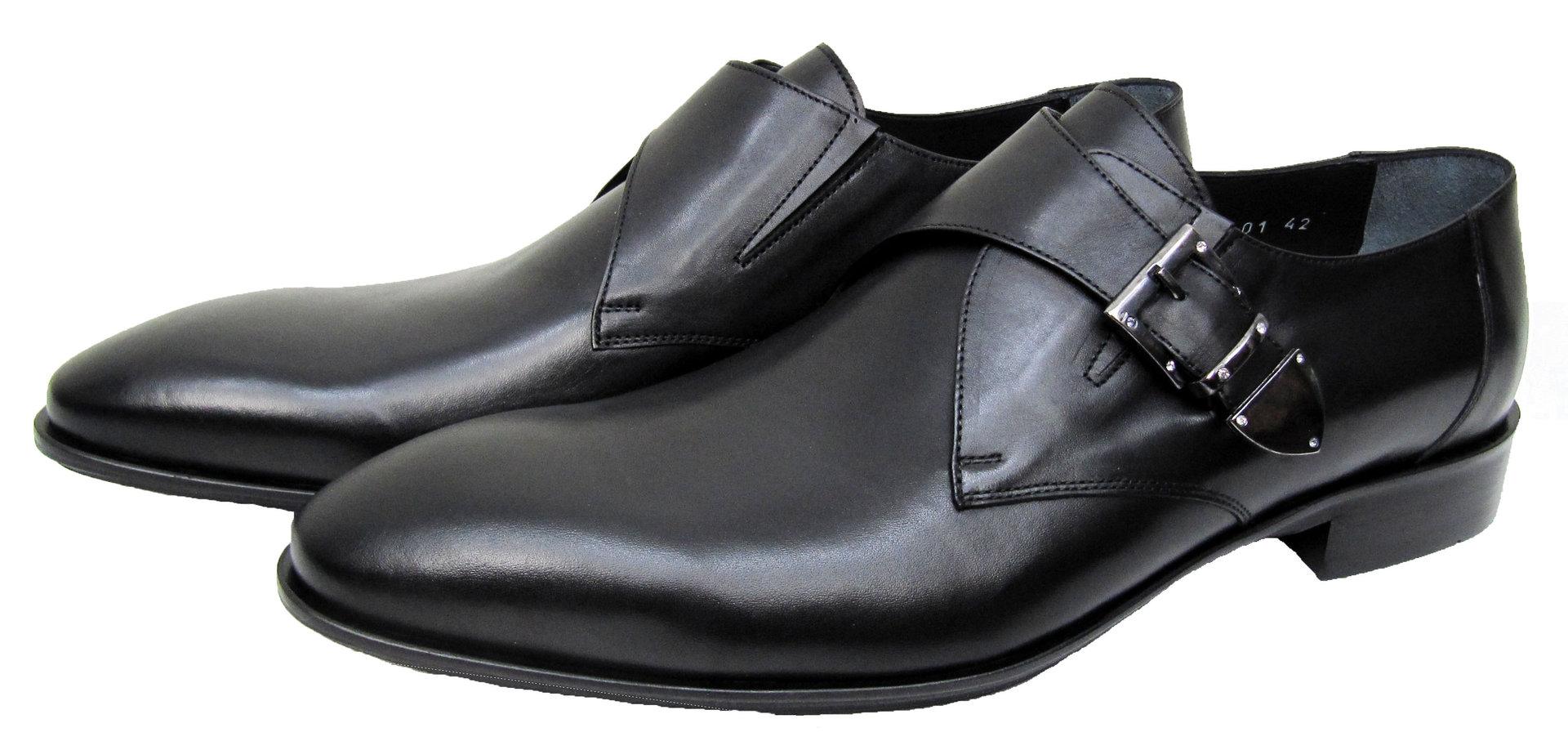 SCARDINO| Monkstraps für Herren | Bally Schuhe