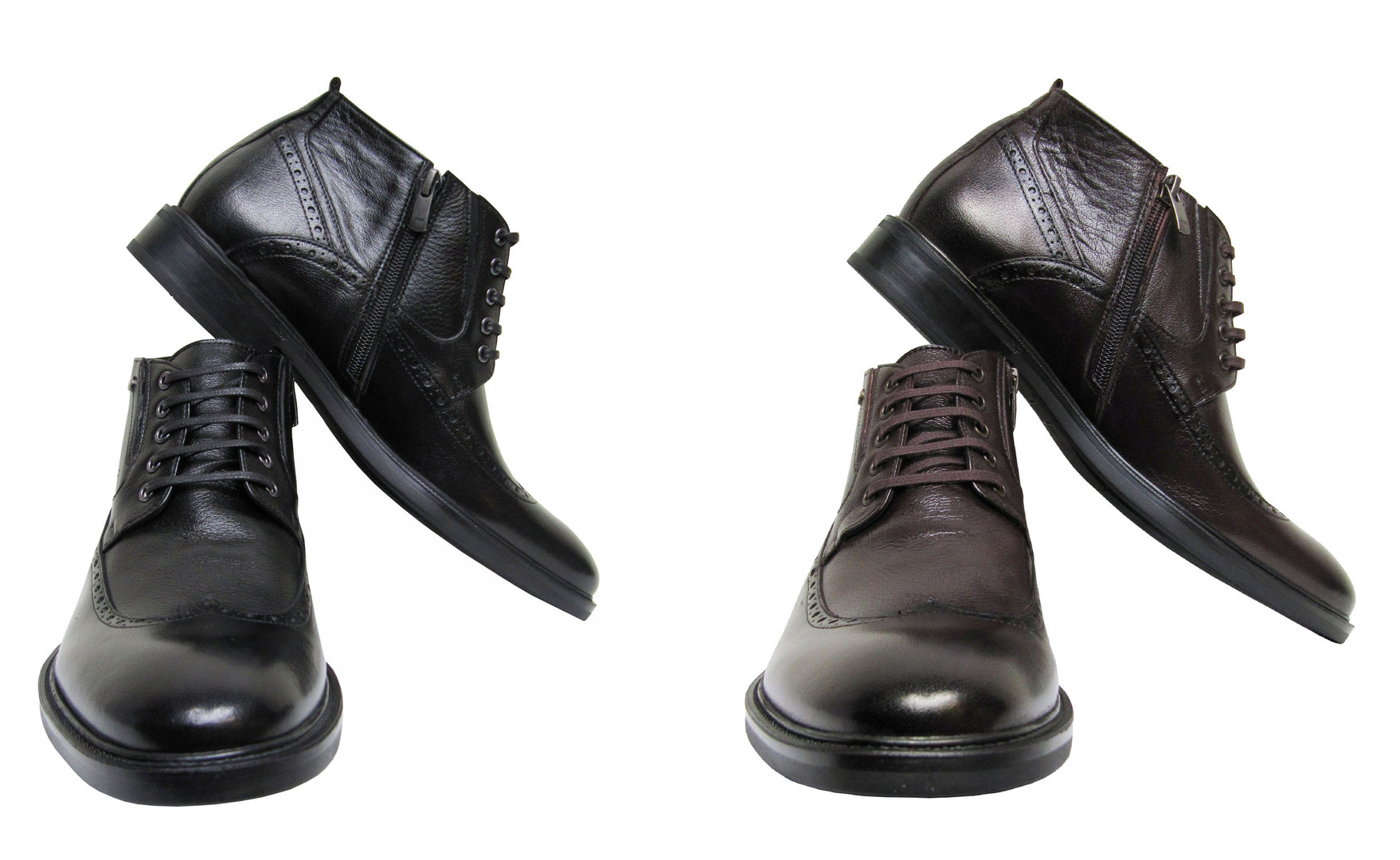 Elegant Muga Men Boots Muga Shoes and Accessories