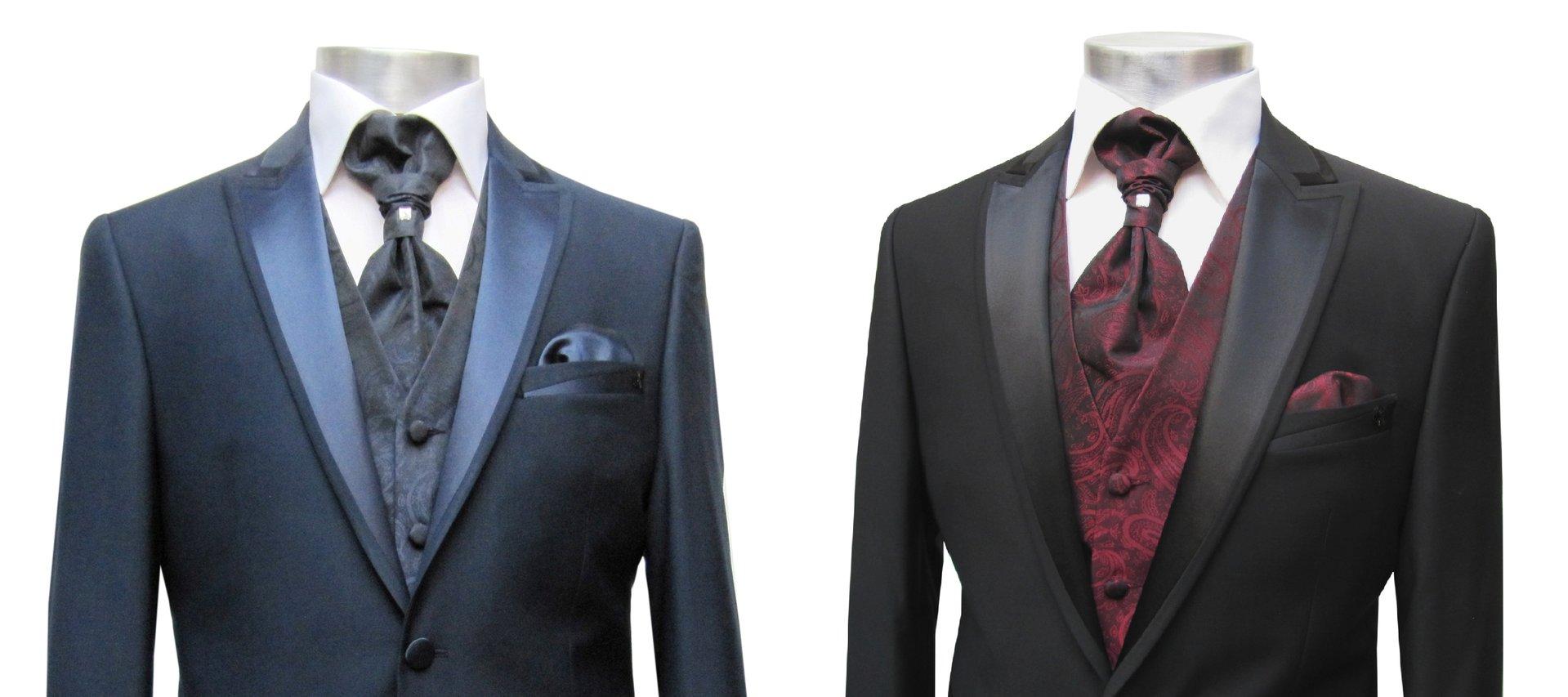 Herren Hochzeit Anzug 2 teilig - Herrenausstatter