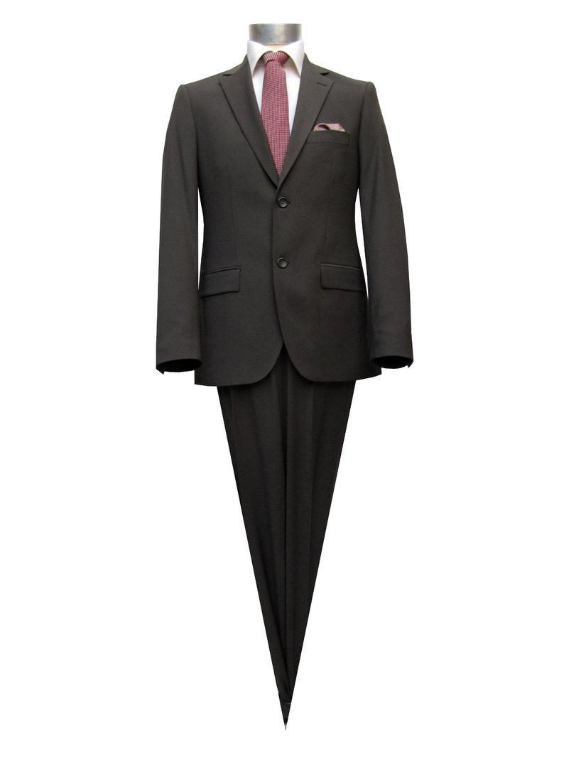 elegante herren anzug 2 schlitz taupe braun muga k ln. Black Bedroom Furniture Sets. Home Design Ideas