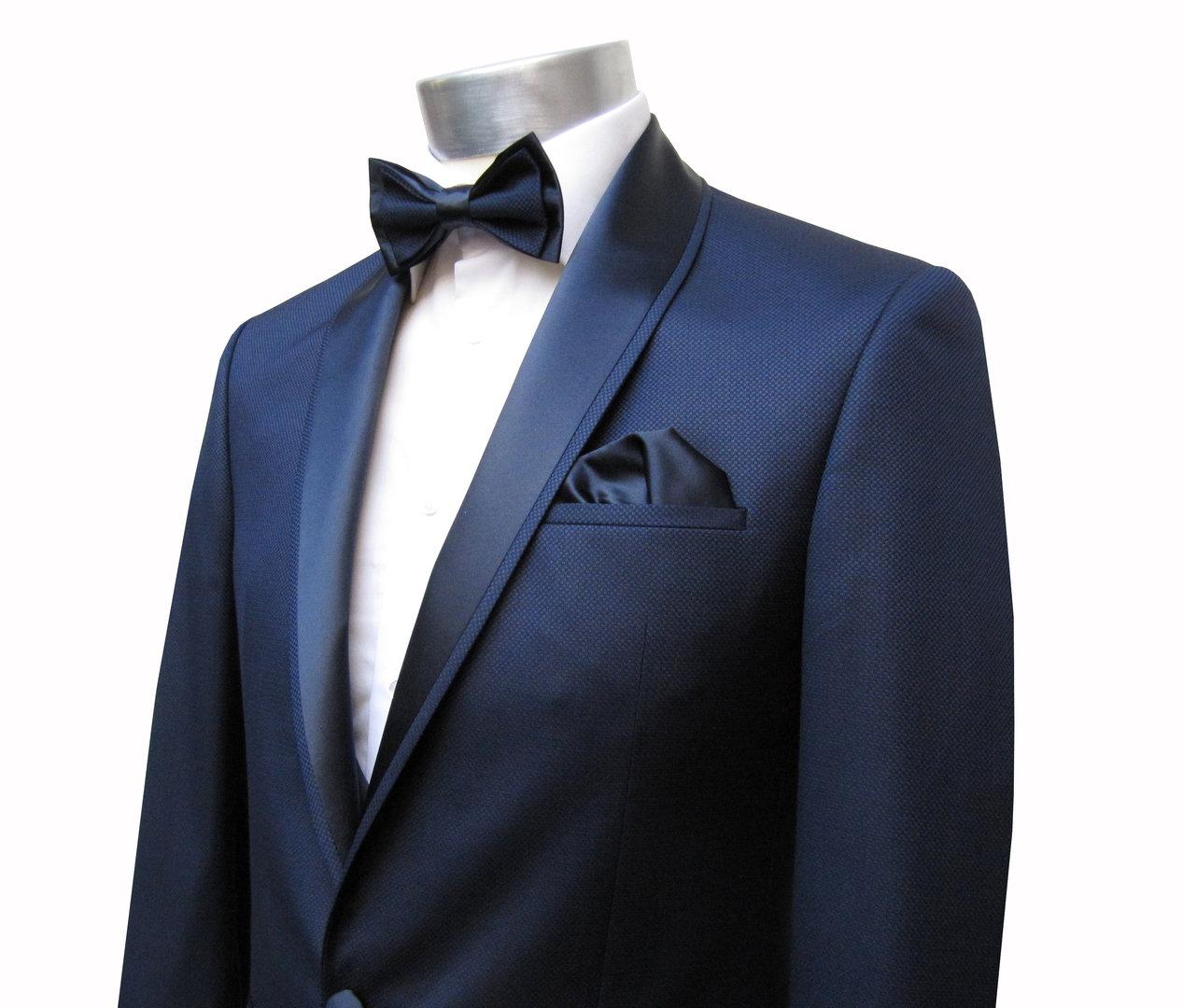 Hochzeitsanzug Herren 5 Teilig Dunkelblau Muga Koln Mode