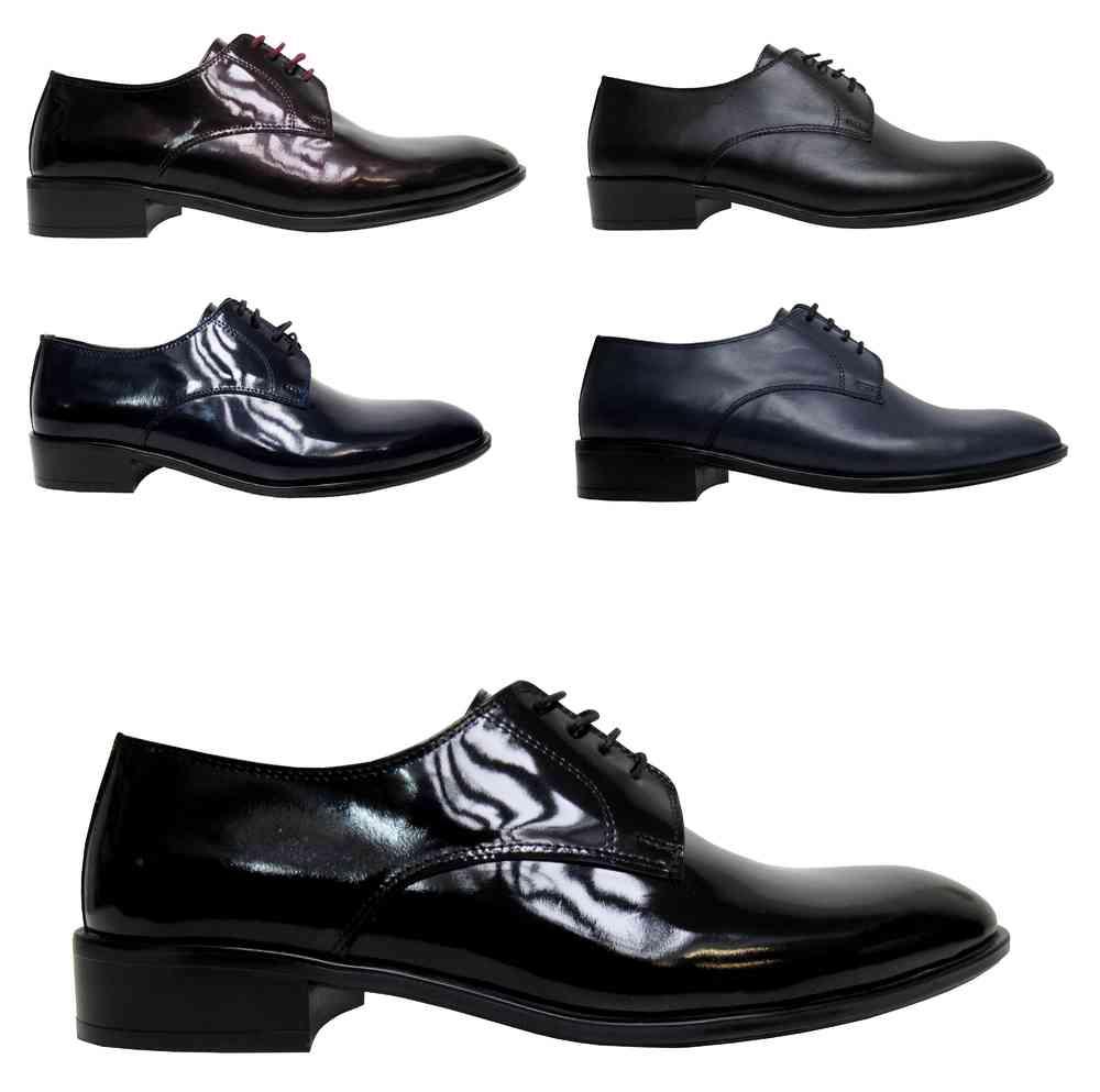 Et Loisirs En Cuir Hommes D'affaires Chaussures Solennelle Homme gY76yfvb