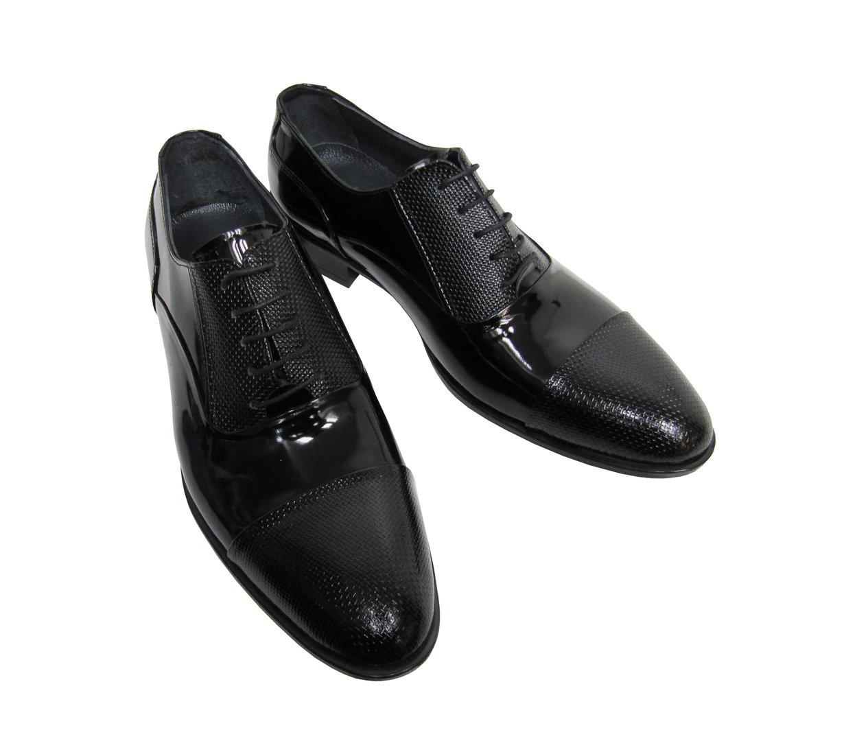 separation shoes 905f7 cbff8 Herren Schuhe Smoking Lackschuhe - Muga Herrenausstatter
