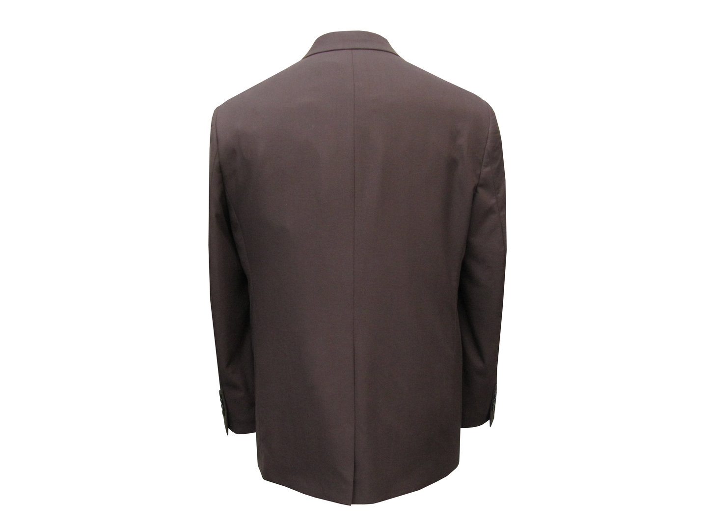 Elegante Muga Herren Anzug 3 teilig Braun Herrenausstatter