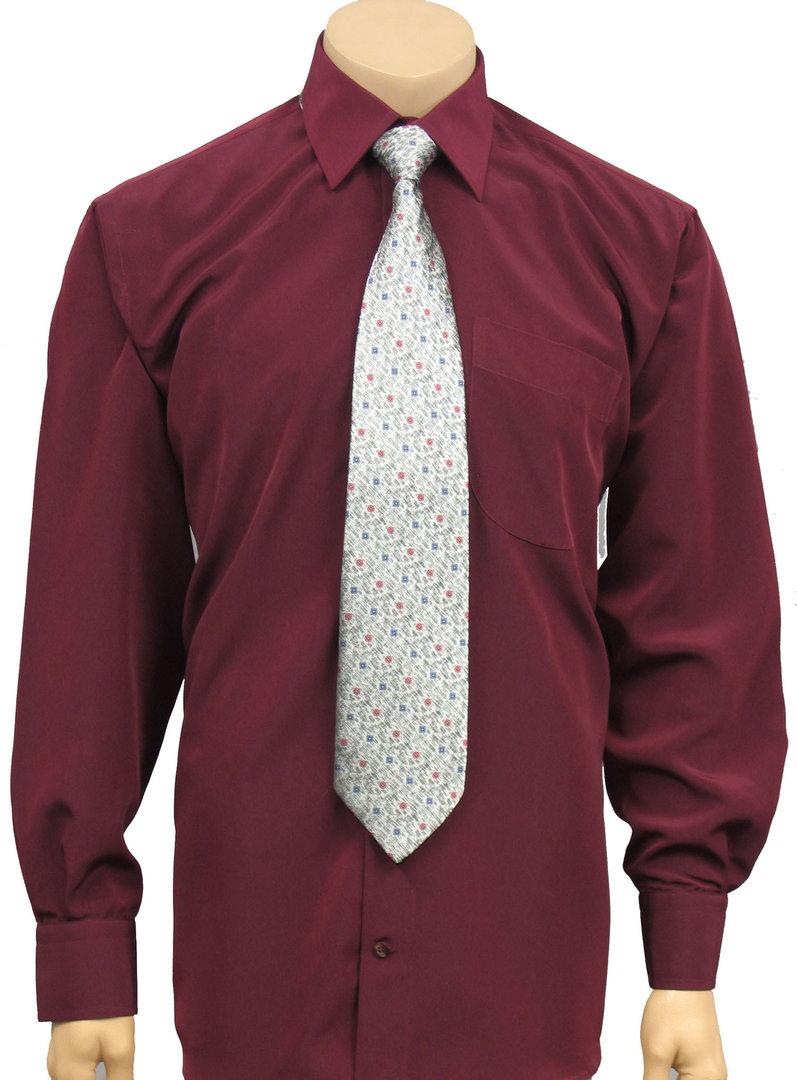 Muga Camisa Hombre para negocio y ocio - Hombre-Traje-Camisas a0590fef6fb