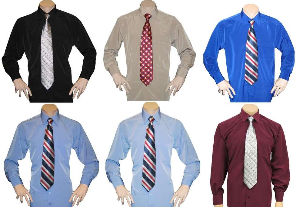 71404cc9cb Muga Camisa Hombre para negocio y ocio - Hombre-Traje-Camisas